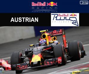 Puzzle de M. Verstappen GP Austria 16