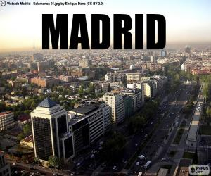 Puzzle de Madrid