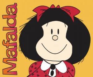 Puzzle de Mafalda
