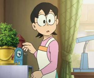 Puzzle de Mamá de Nobita, Tamako Nobi