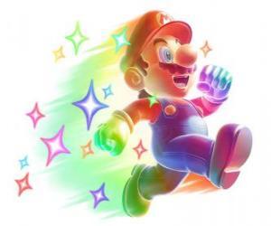 Puzzle de Mario invencible