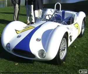 Puzzle de Maserati Tipo 61 (1960)