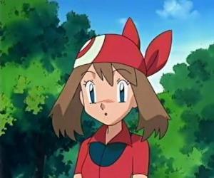Puzzle de May es hija de Norman, el líder del gimnasio de Ciudad Petalia y hermana de Max.