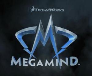 Puzzle de Megamind o Megamente