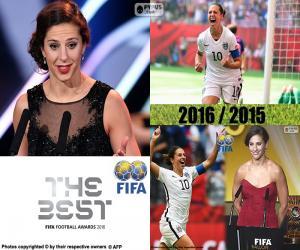 Puzzle de Mejor Jugadora FIFA 2016