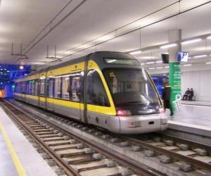 Puzzle de Metro