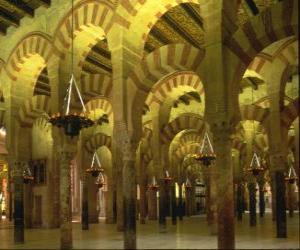 Puzzle de Mezquita, el lugar de culto del Islam
