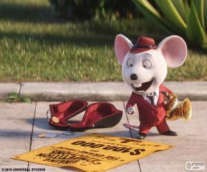 Puzzle de Mike el ratón