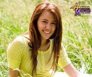 Puzzle de Miley Cyrus / Hannah Montana