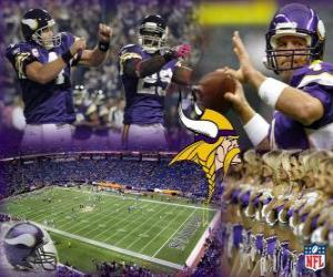 Puzzle de Minnesota Vikings