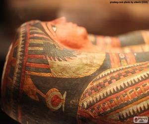 Puzzle de Momia faraón