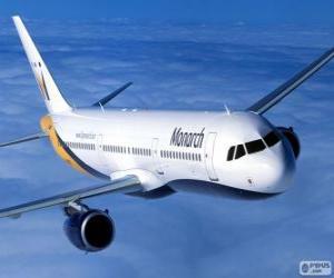 Puzzle de Monarch Airlines, aerolínea británica