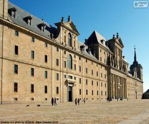 Puzzle de Monasterio de El Escorial, ES