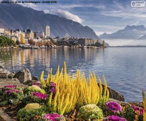 Puzzle de Montreux, Suiza