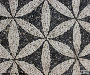 Puzzle de Mosaico romano