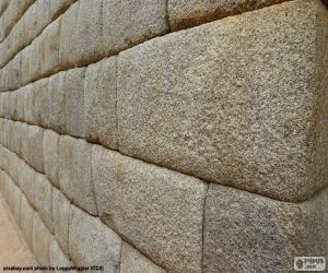 Puzzle de Muro de piedra de los incas