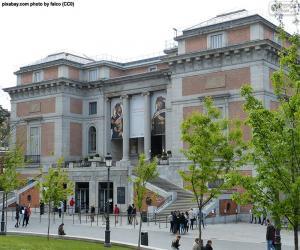 Puzzle de Museo del Prado, Madrid
