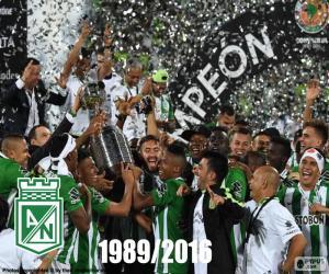 Puzzle de Nacional, Copa Libertadores 2016
