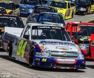 Puzzle de NASCAR Truck Series