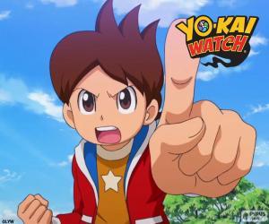Puzzle de Nathan, Yo-Kai Watch