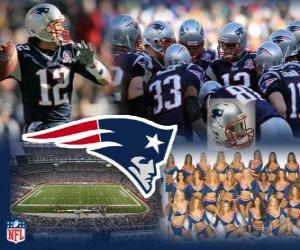 Puzzle de New England Patriots