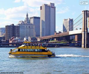 Puzzle de New York Water Taxi