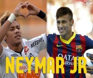 Puzzle de Neymar Jr.