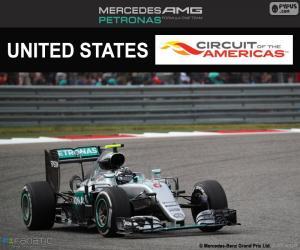 Puzzle de Nico Rosberg, GP USA 16