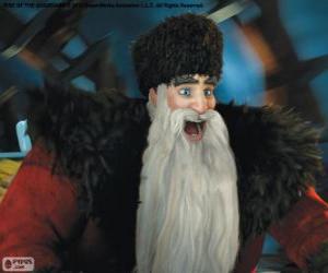 Puzzle de Norte, Santa Claus
