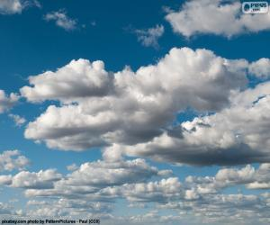 Puzzle de Nubes