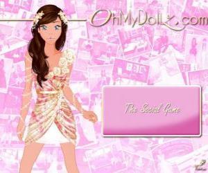 Puzzle de Oh My Dollz es un juego social