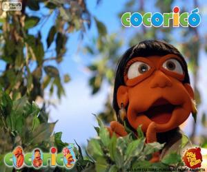 Puzzle de Oriba de Cocoricó