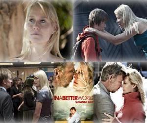 Puzzle de Oscar 2011 - Mejor Película de Habla No Inglesa: Susan Bier - In a better world - (Dinamarca)