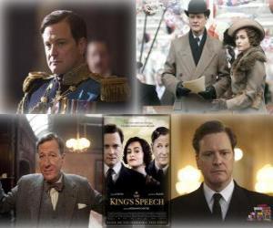 Puzzle de Oscar 2011 - Mejor Pelicula: El discurso del rey