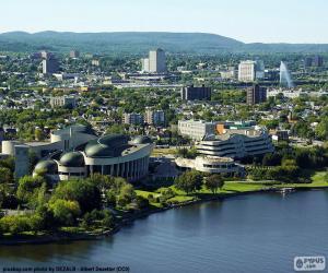 Puzzle de Ottawa, Canadá