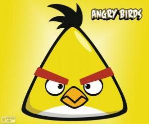 Puzzle de Pájaro Amarillo (Yellow Bird)
