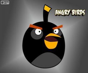 Puzzle de Pájaro Negro (Black Bird)