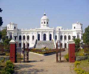 Puzzle de Palacio de Tajhat