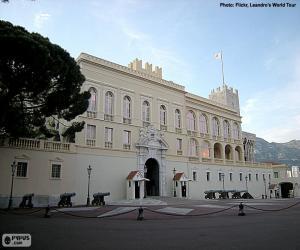 Puzzle de Palacio del Príncipe de Mónaco