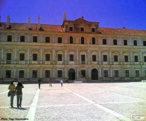 Puzzle de Palacio Ducal de Vila Viçosa,Évora, Portugal