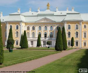 Puzzle de Palacio Peterhof, Rusia
