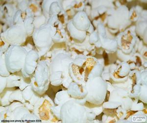 Puzzle de Palomitas de maíz