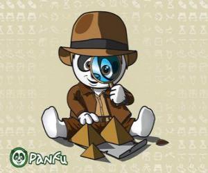Puzzle de Panfu detective