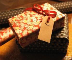 Puzzle de Para quién es el regalo?