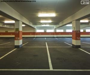 Puzzle de Parking