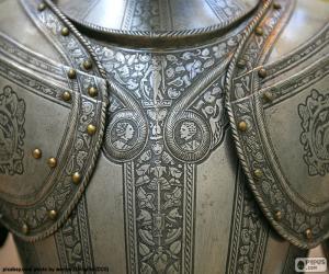 Puzzle de Parte de armadura