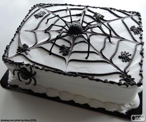 Puzzle de Pastel de halloween