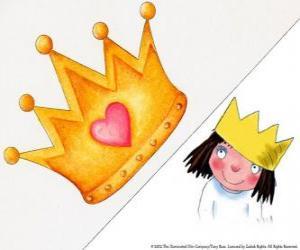 Puzzle de Pequeña Princesa