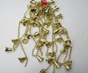 Puzzle de Pequeñas campanas de Navidad