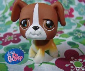 Puzzle de Perrito de Littlest PetShop